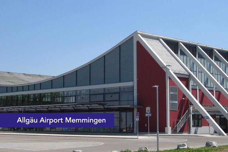 Badalli 5 - Sanitär - Heizung - Solar - Referenzen: Allgäu Airport Memmingen
