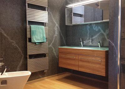 Badalli 5 - Sanitär - Heizung - Solar: Badgestaltungen, Wasseraufbereitungssysteme